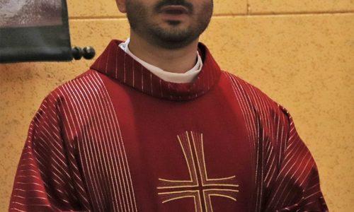 Montallegro si insedia il nuovo parroco Don Domenico Mangione