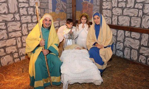 Quinta giornata del Presepe Vivente di Montallegro