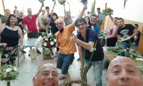 Montallegro ospita la scuola internazionale di fiori